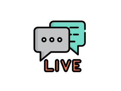 LIVE CHAT 💬